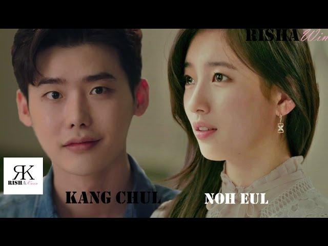 KANG CHUL NOH EUL THUMP THUMP SUZY LEE JOONG SUK While You Were Sleeping Fanmade