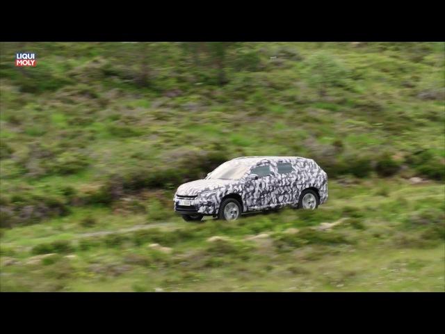 Onlinemotor Skoda KODIAQ Offroad Vorserienfahrzeug