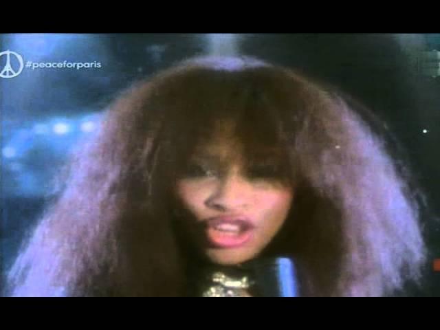 Chaka Khan Rufus - Ain't nobody 1983