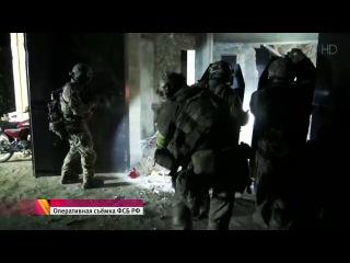 ВДагестане уничтожены пятеро особо опасных бандитов, вСирии ликвидирован гла...