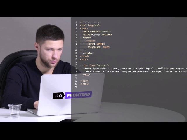 FE Online Tech Skills Markup Lesson 1 Part 7 единицы измерения CSS