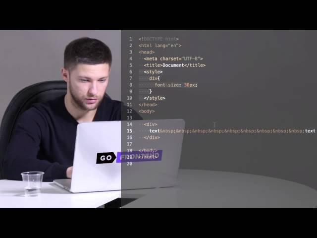 FE Online Tech Skills Markup Lesson 1 Part 8 Спецсимволы HTML