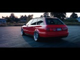 Audi S2 Avant  The Red Baron  Frohlix Entertainment