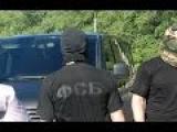 СПЕЦНАЗ ФСБ задержал за взятку сотрудников ГИБДД оперативная съёмка