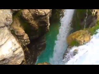 Amazing canyon in Georgia samegrelo | Martvili canyon