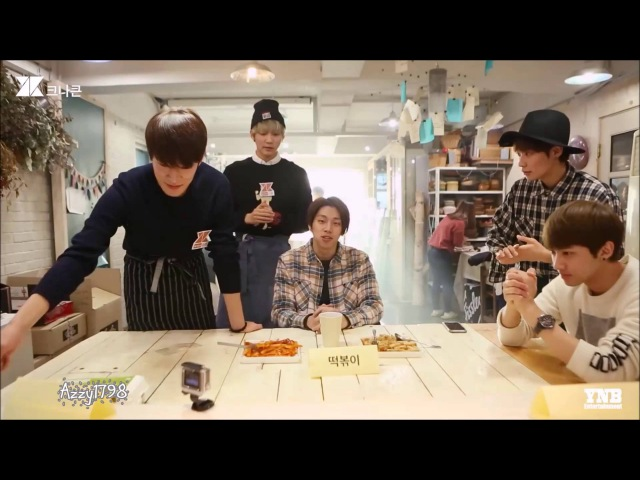  KNK  Seungjun x Jihun Moments 6 SEUNGHUN JUNHUN