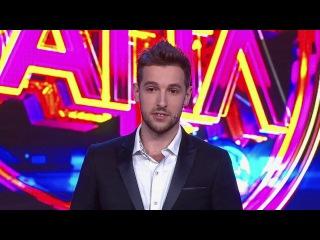 Comedy Баттл. Суперсезон - Андрюша (полуфинал) 19.12.2014 - видео ролик смотреть на Video.Sibnet.Ru