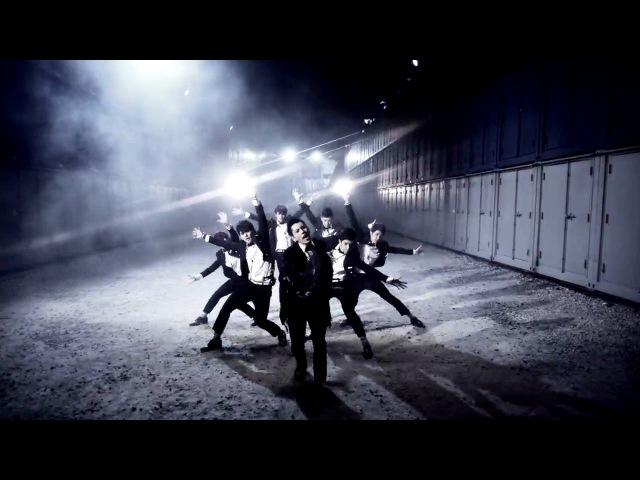 인피니트 '다시돌아와' 안무ver. 뮤직비디오