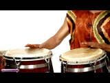 African Music  African Conga Drums  Traditional African Drum Music
