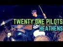 Twenty One Pilots - Heathens (Disto x BL Remix) | Matt McGuire Drum Cover