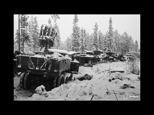 Finland 1939 1940 The Battle of Suomussalmi Raate