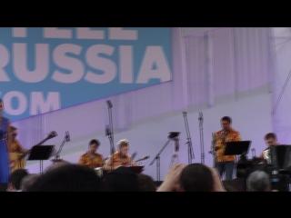 Фестиваль России в Мадриде 2-4 сентября 2016 г