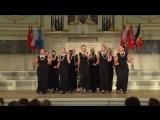 Хоровой театр Академия Закрытие Международного фестиваля Поющий мир