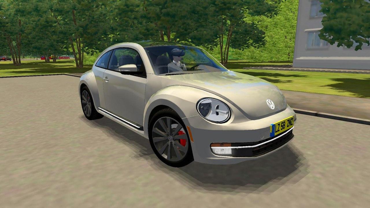 Volkswagen Beetle 2011 для 1.5.1. - 2