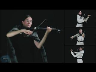 Игра Престолов музыка из 6 сезона (Анастасия Соина скрипка)