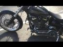 Custom Harley Davidson Breakout