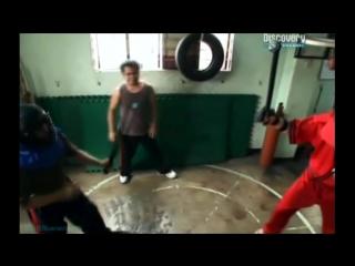 Discovery «Тайны боевых искусств (01). Филиппины. Кали» (Реальное ТВ, единоборства)