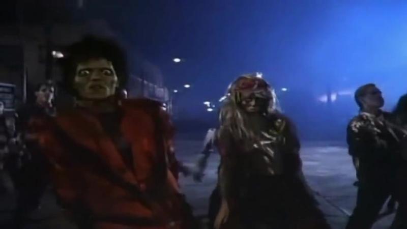 Michael Jackson Thriller Full Version HD