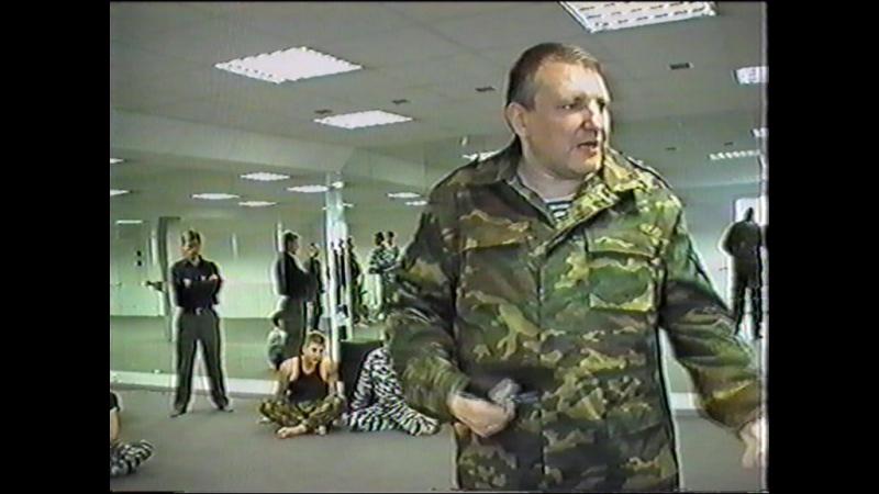 Боевое применение малой саперной лопатки А Н Медведев