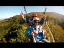 Полет с горы Гемба Боржава Карпаты 28 08 2016 GOPR4120