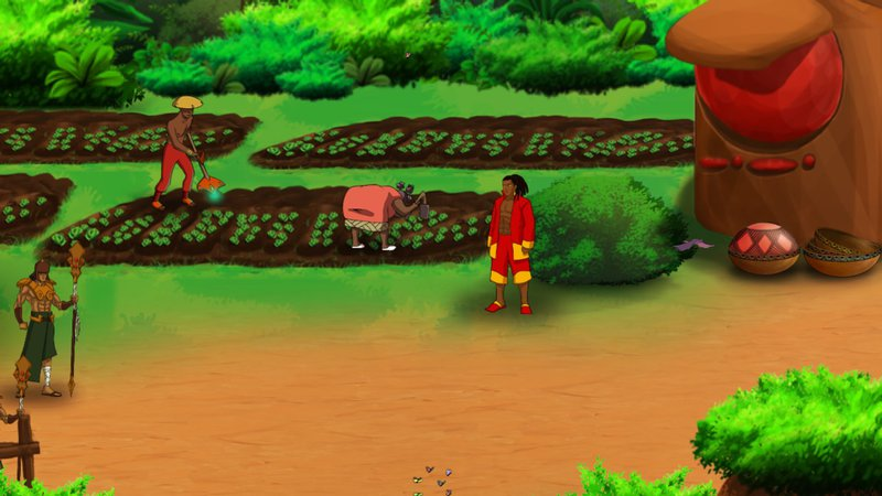 Aurion: Legacy of the Kori-Odan (2016) PC - Скриншот 3