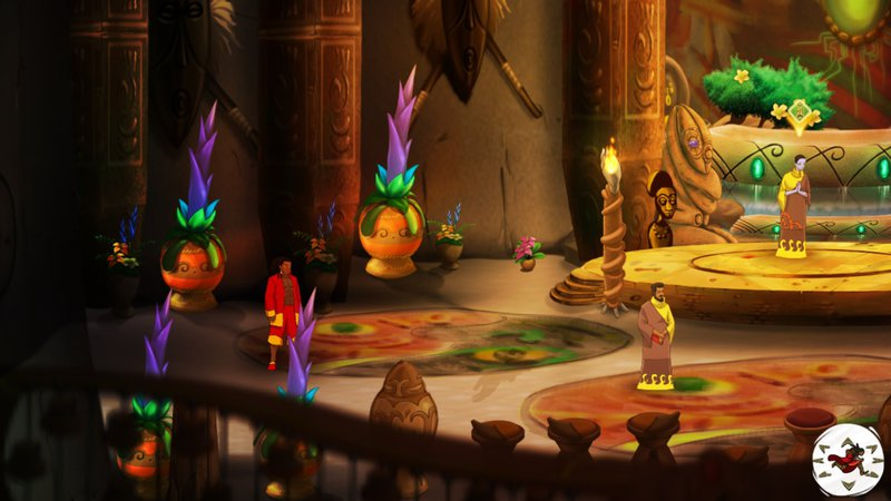 Aurion: Legacy of the Kori-Odan (2016) PC - Скриншот 2