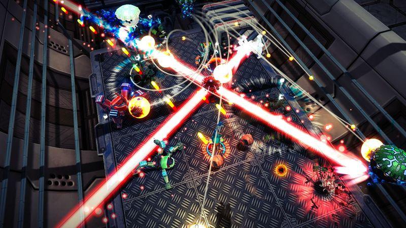Assault Android Cactus (2015) PC | Repack от R.G. Механики - Скриншот 3