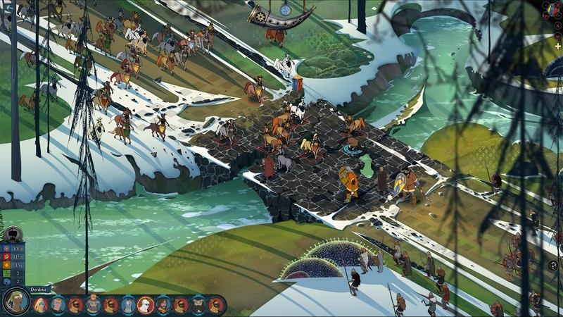 The Banner Saga 2 (2016) PC - Скриншот 2
