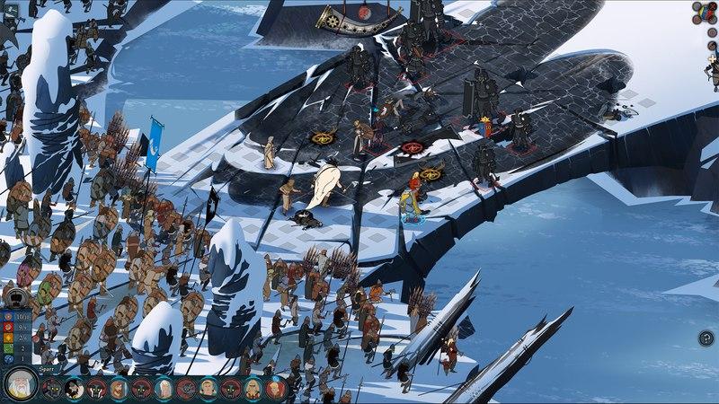 The Banner Saga 2 (2016) PC - Скриншот 1
