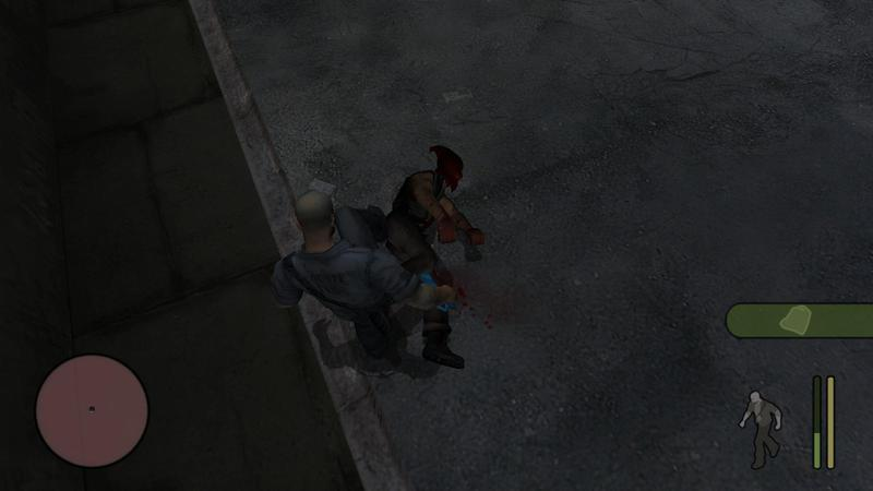 Manhunt (2004) PC | Repack от R.G. Origami - Скриншот 3