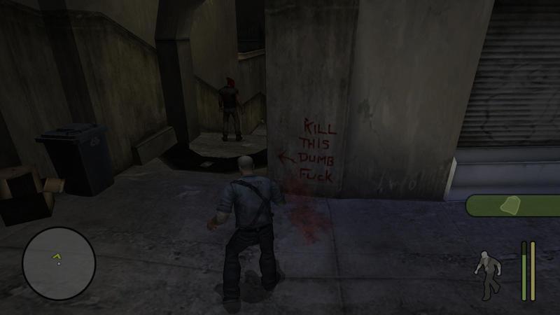 Manhunt (2004) PC | Repack от R.G. Origami - Скриншот 2