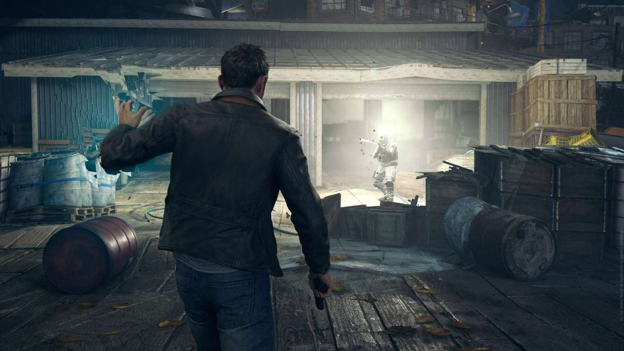 Quantum Break [v.1.6.00] PC | RePack от SEYTER - Скриншот 1