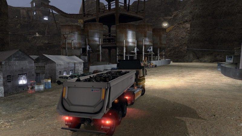 Euro Truck Simulator 2 [v 1.26.7s + 52 DLC] (2013) PC | RePack by =nemos= - Скриншот 1