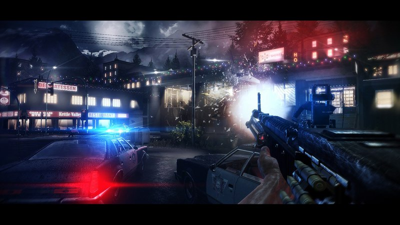 Rambo: The Video Game (2014) PC | Repack от R.G. Механики - Скриншот 3