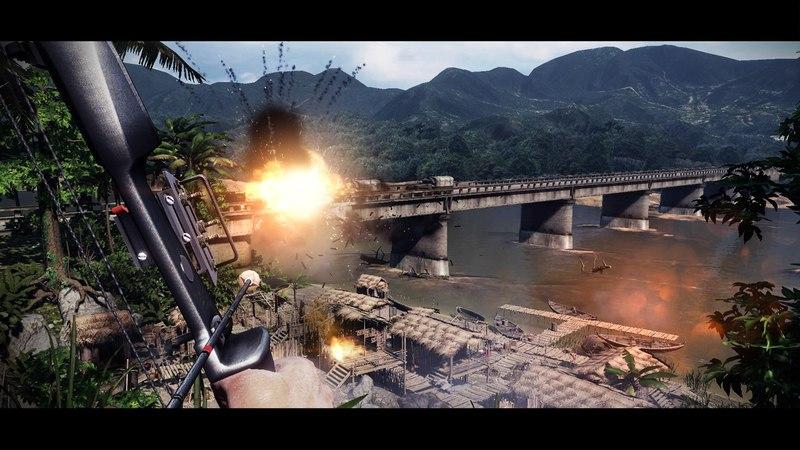 Rambo: The Video Game (2014) PC | Repack от R.G. Механики - Скриншот 2