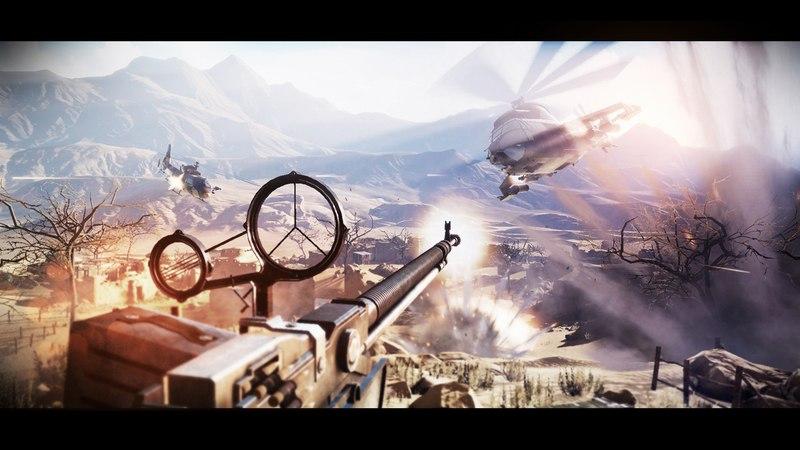 Rambo: The Video Game (2014) PC | Repack от R.G. Механики - Скриншот 1