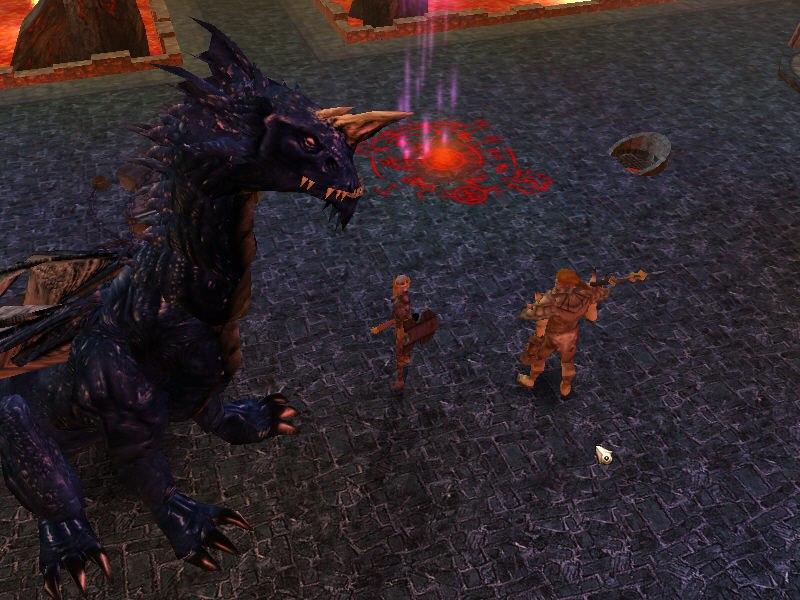 Neverwinter Nights: Diamond Edition (2005) PC | Repack от R.G. Catalyst - Скриншот 3