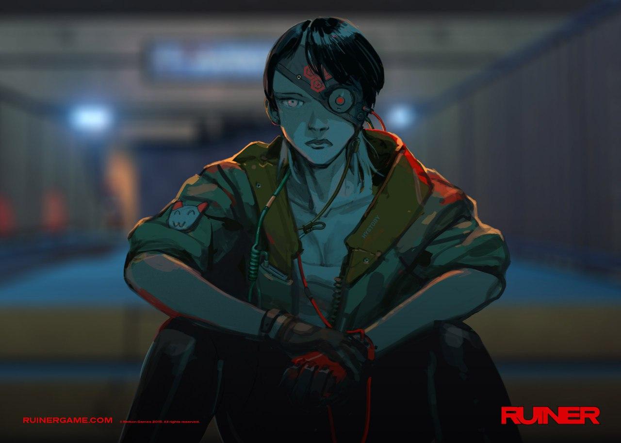 Ruiner (2016) PC - Скриншот 1