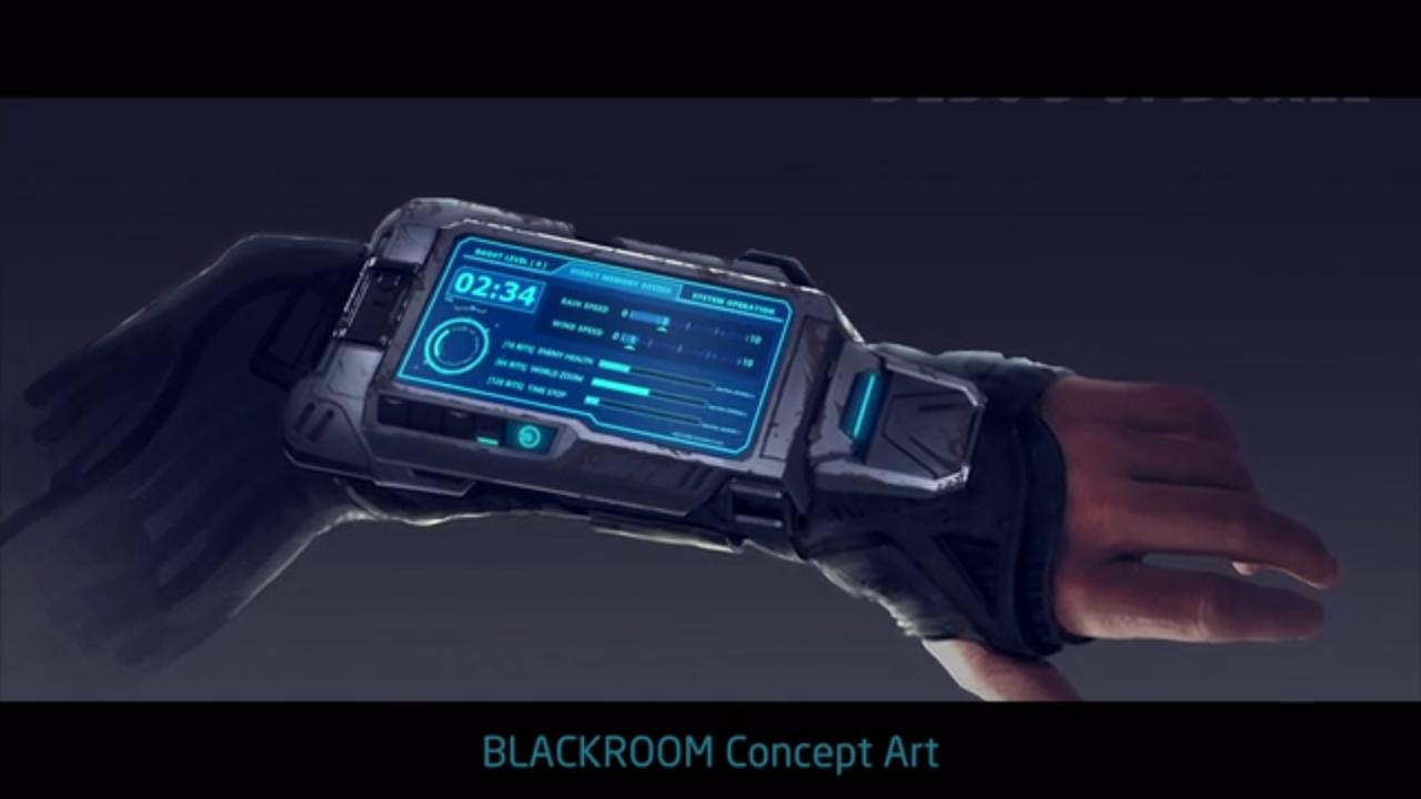 Blackroom (2018) PC - Скриншот 1
