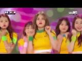 161101 The Show 자꾸 자꾸 보고싶은 깜찍한 소녀들! 아이오아이 '너무너무너무'