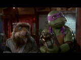 Черепашки-ниндзя 3 Путешествие во времени (1993)