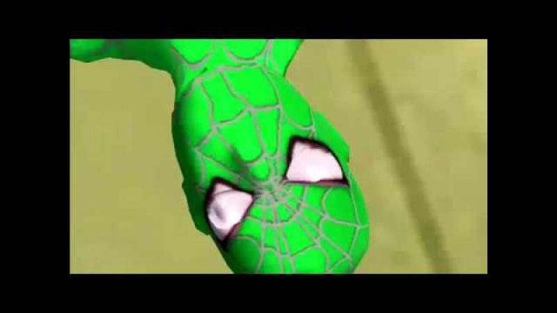 зеленый паук не умер (хоть и отпизжен)