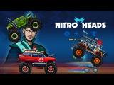 Nitro Heads - Walkthrough car: Police, Ambulance, Sledgehammer