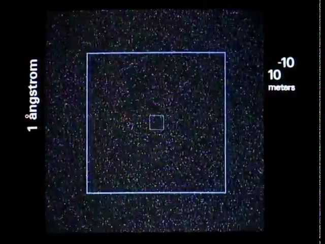 Gas - Microscopic [Powers Of Ten]