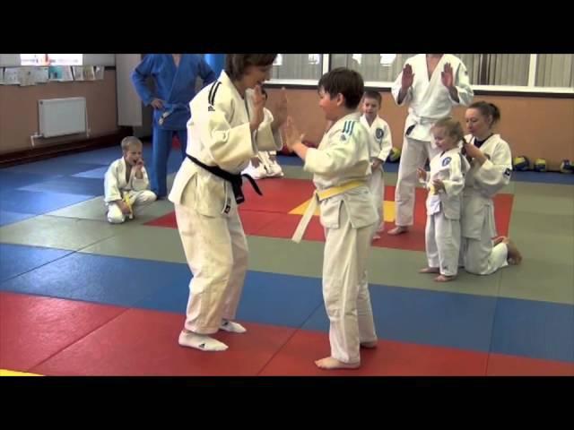 Judo Family 2013 training in Judo club Kaskad, Sergiev Posad, Moscow region
