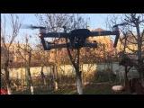 DJI Mavic Pro-первый полет в Ужгороде и краткий обзор