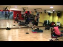 Les Mills Grit Strength V8 Submission Video Dexter Wright Bankside Health Club