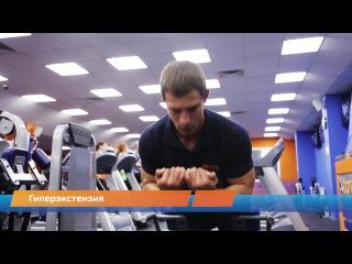 Валентин Зинин. Персональный тренер фитнес-клуба