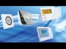Разновидности комнатных регуляторов температуры Salus