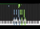 Ballade No 1 in G minor Frederic Chopin Piano Tutorial Synthesia